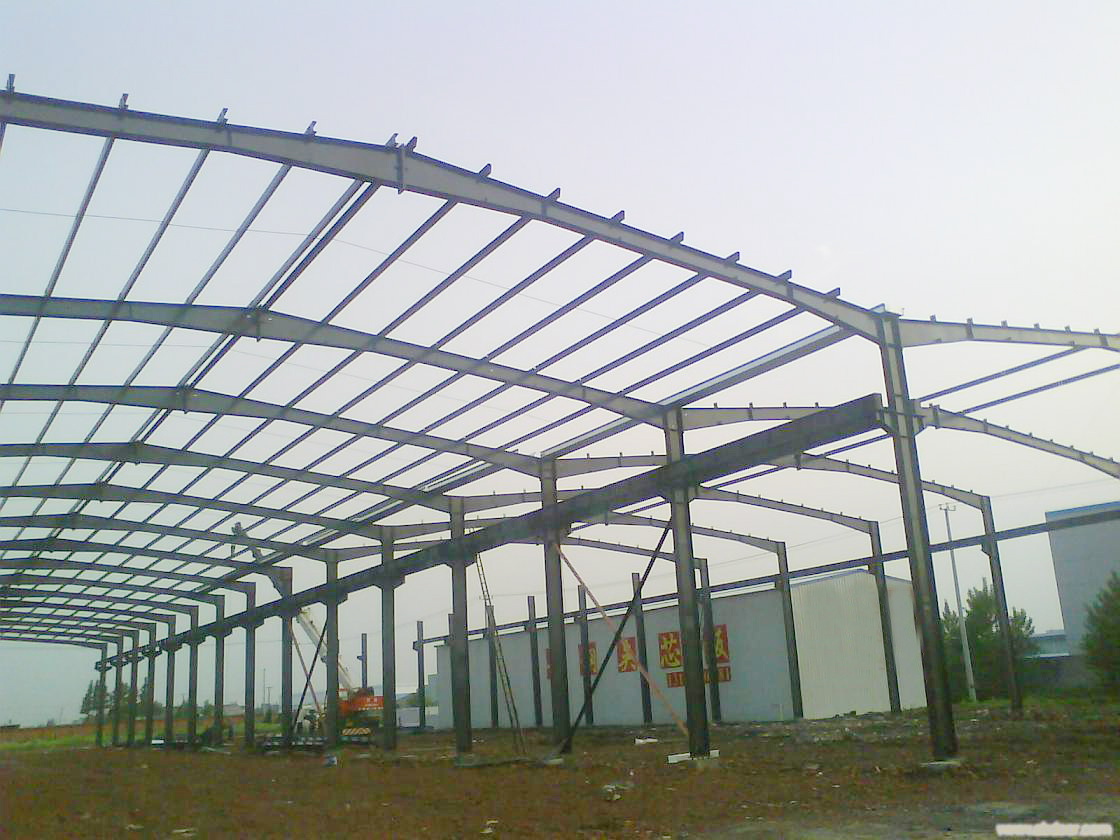 Details for all the steel structure building question