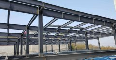 Features of Steel Structure Workshop
