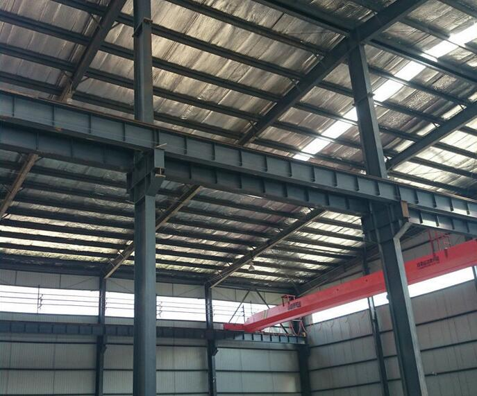 Steel structure corrosion and anticorrosion method