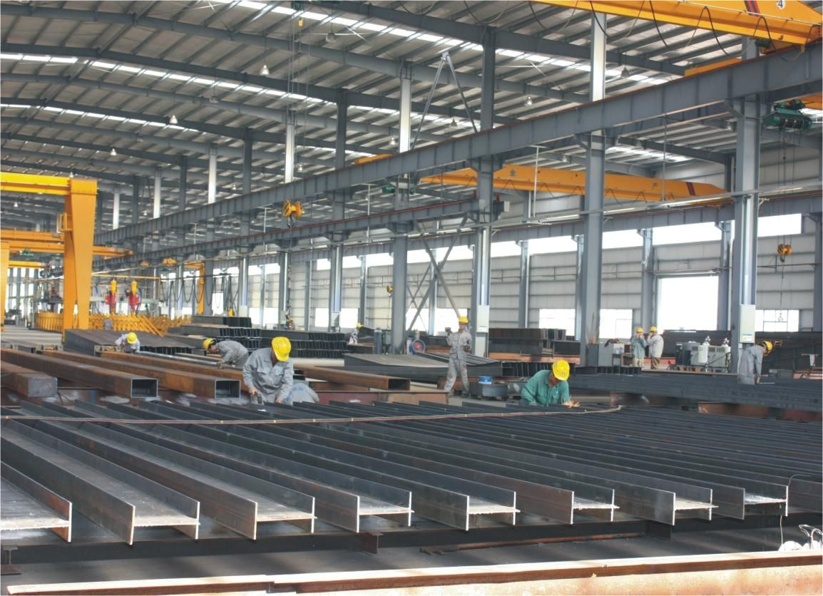 How to control the quality of steel structure construction