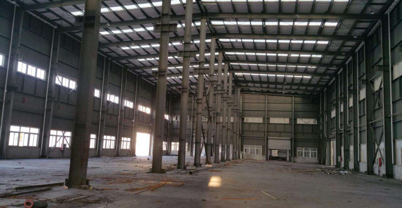 Strengthening technical measures for steel structure