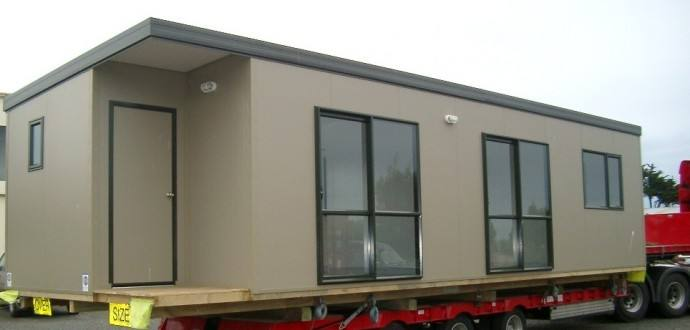 Advantages of container houses