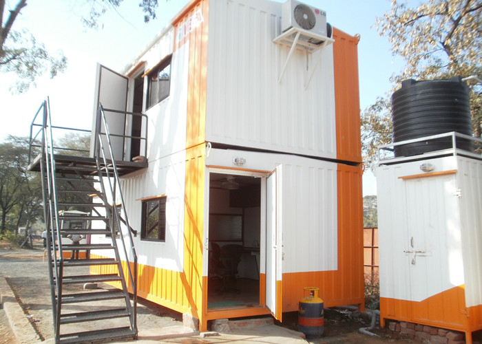 Container house make your life colorful