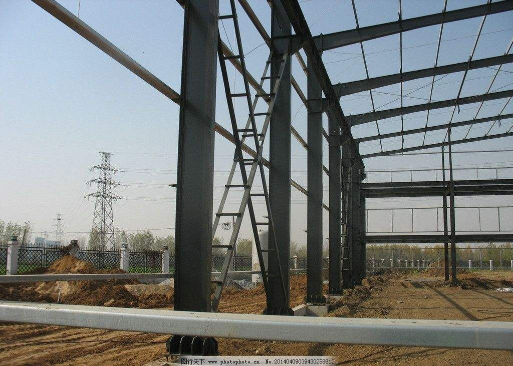 Design specification for steel structure factory building