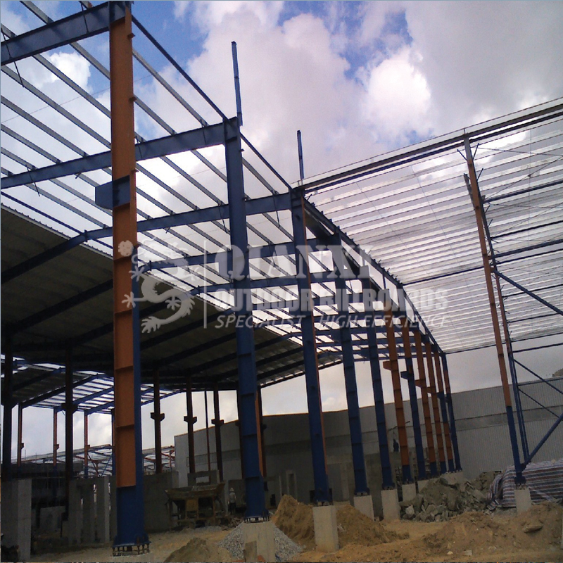 Reinforcing methods of steel structure