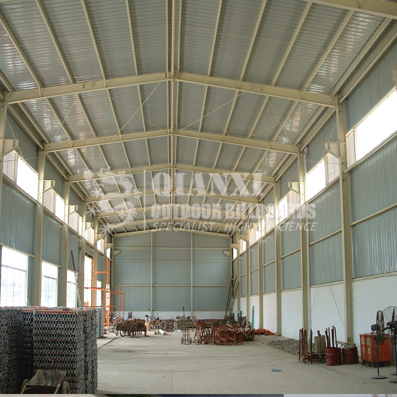 Main technical parameters of steel structure engineering